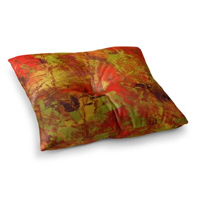 Autumn by Jeff Ferst Floor Pillow Size: 23 x 23