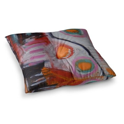 Bold New Day Painting by Jeff Ferst Floor Pillow Size: 23 x 23