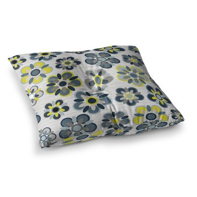 Folksy by Jolene Heckman Floor Pillow Size: 23 x 23