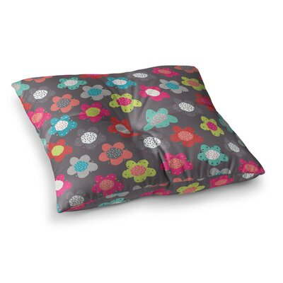 Sunny Days by Jolene Heckmen Floor Pillow Size: 23 x 23