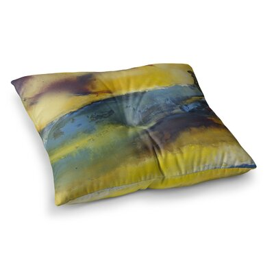 Sano Surf by Josh Serafin Floor Pillow Size: 23 x 23