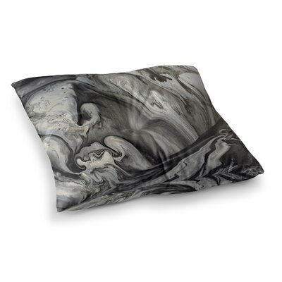 Inner Chaos Abstract by Abstract Anarchy Design Floor Pillow Size: 26 x 26