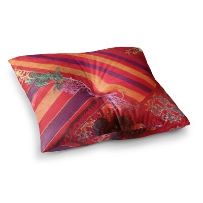 Carpet by Luvprintz Floor Pillow Size: 26 x 26