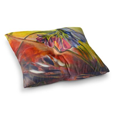 Progression by Kristin Humphrey Floor Pillow Size: 23 x 23