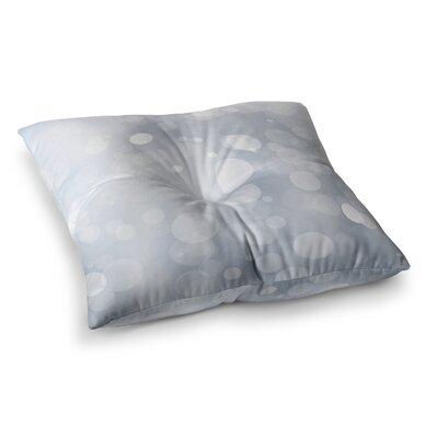 Glass Bokeh Floor Pillow Size: 26 x 26