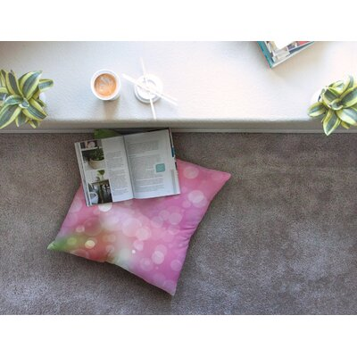 Gypsy Bokeh Floor Pillow Size: 26 x 26