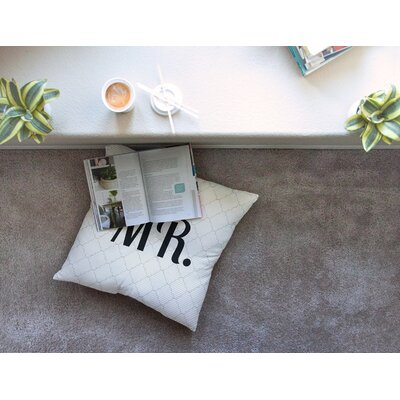 MR Floor Pillow Size: 23 x 23