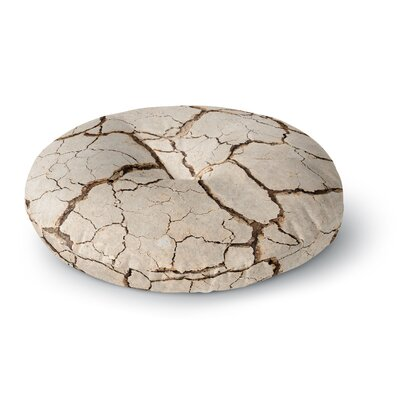 Drought Round Floor Pillow Size: 26 x 26