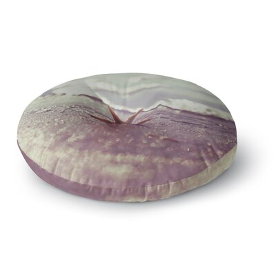 Libertad Leal You are a Star Round Floor Pillow Size: 23 x 23