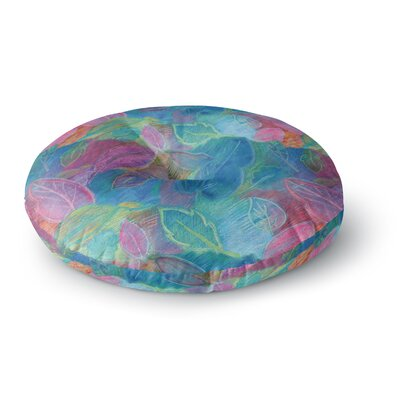 Louise Machado Rabisco Round Floor Pillow Size: 23 x 23