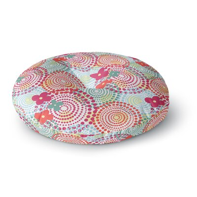 Louise Machado Balls Round Floor Pillow Size: 23 x 23