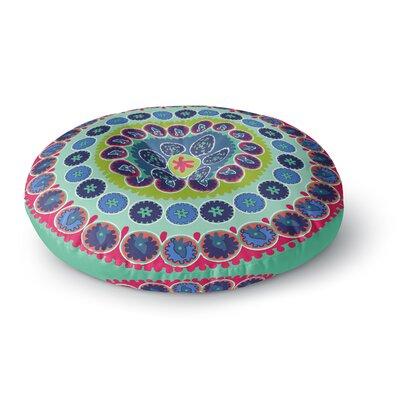 Laura Nicholson Surkhandarya Round Floor Pillow Size: 23 x 23