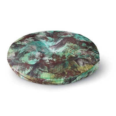 Li Zamperini Magic Round Floor Pillow Size: 26 x 26