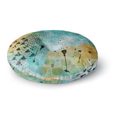 Li Zamperini JUMP Round Floor Pillow Size: 26 x 26