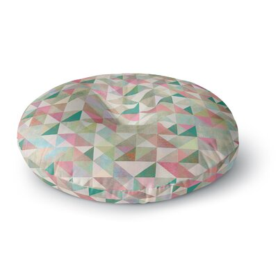 Mareike Boehmer Graphic 75 Round Floor Pillow Size: 26 x 26