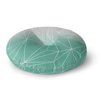 Mareike Boehmer Simplicity Round Floor Pillow Size: 23 x 23