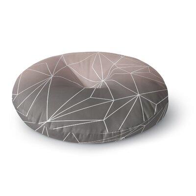 Mareike Boehmer Simplicity 2X Geometric Round Floor Pillow Size: 26 x 26