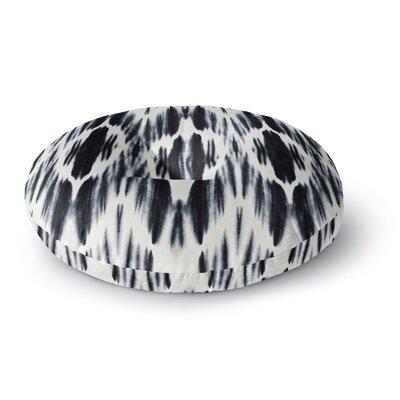Nika Martinez Boheme Ikat Round Floor Pillow Size: 26 x 26