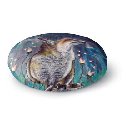 Mat Miller There is a Light Round Floor Pillow Size: 26 x 26