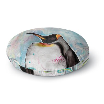 Mat Miller King Round Floor Pillow Size: 26 x 26