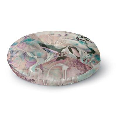 Mat Miller Fluidity Round Floor Pillow Size: 23 x 23