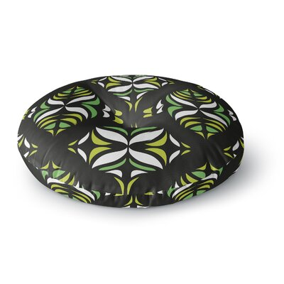 Miranda Mol Retro Train Round Floor Pillow Size: 26 x 26
