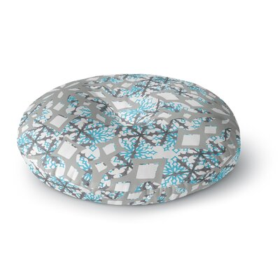 Miranda Mol Chilly Round Floor Pillow Size: 23 x 23