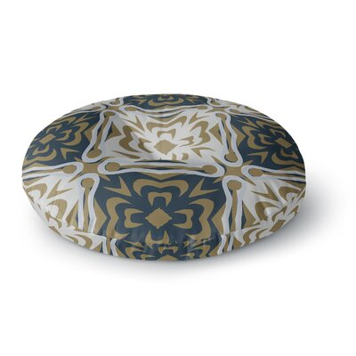Miranda Mol Contemporary Granny Round Floor Pillow Size: 26 x 26