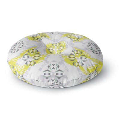 Miranda Mol Vernal Season Round Floor Pillow Size: 26 x 26