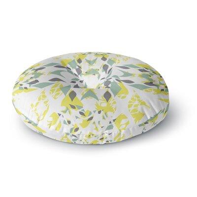 Miranda Mol Springtide Round Floor Pillow Size: 23 x 23