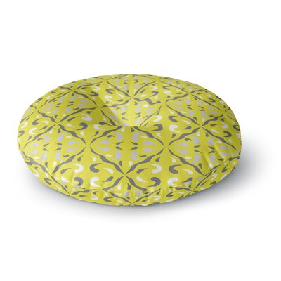 Miranda Mol Seedtime Round Floor Pillow Size: 26 x 26