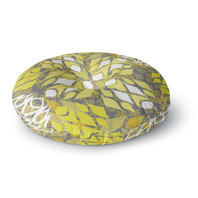 Miranda Mol Sandy Signs Round Floor Pillow Size: 23 x 23