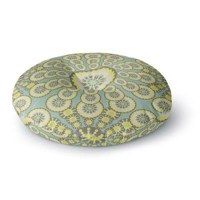 Miranda Mol Equinox Round Floor Pillow Size: 23 x 23