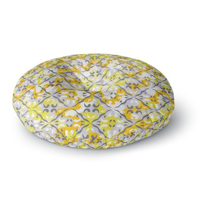 Miranda Mol Effloresco Round Floor Pillow Size: 23 x 23