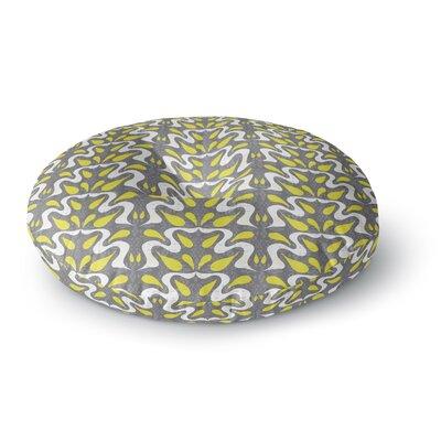 Miranda Mol Cascade Round Floor Pillow Size: 23 x 23