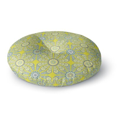 Miranda Mol Budtime Round Floor Pillow Size: 23 x 23