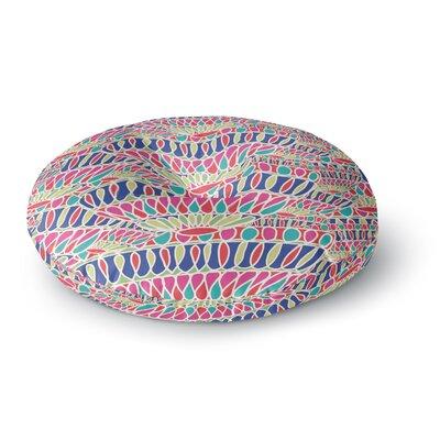 Miranda Mol Abundance Round Floor Pillow Size: 23 x 23