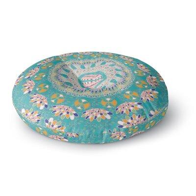 Miranda Mol Luscious Round Floor Pillow Size: 26 x 26