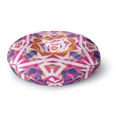 Miranda Mol Paradise Round Floor Pillow Size: 26 x 26