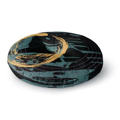 Micah Sager Weekend Round Floor Pillow Size: 26 x 26