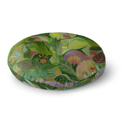 Marianna Tankelevich Jungle Round Floor Pillow Size: 23 x 23
