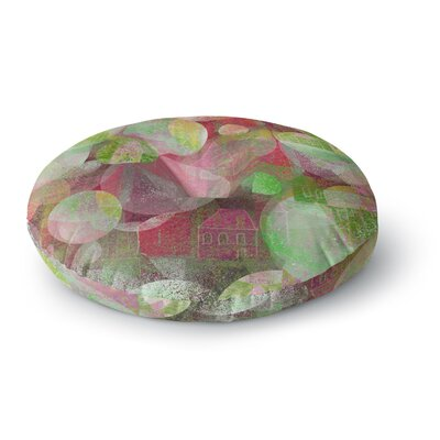Marianna Tankelevich Dream Place Round Floor Pillow Size: 23 x 23