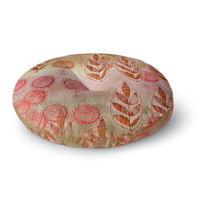 Marianna Tankelevich Summer Music Round Floor Pillow Size: 23 x 23