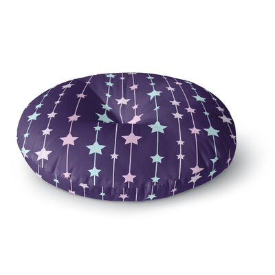 NL Designs Twinkle Twinkle LIttle Star Round Floor Pillow Size: 26 x 26
