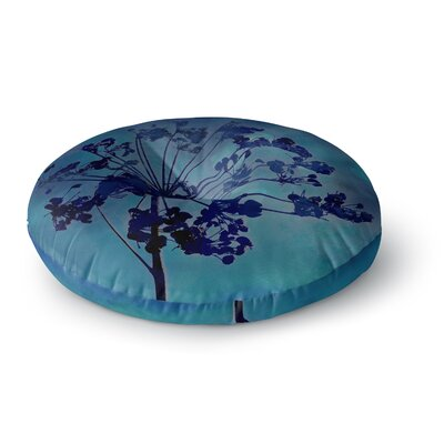 Robin Dickinson Grapesiscle Round Floor Pillow Size: 26 x 26