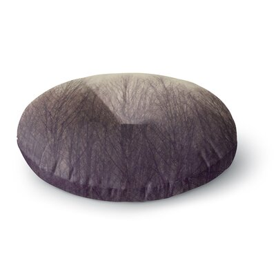 Robin Dickinson Forest Round Floor Pillow Size: 23 x 23