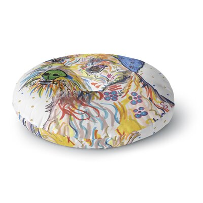 Rebecca Fischer Rory Round Floor Pillow Size: 26 x 26
