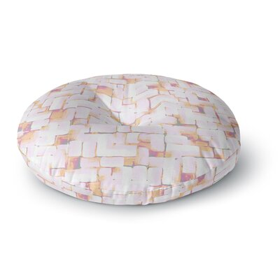Rachel Watson Cobble Round Floor Pillow Size: 23 x 23
