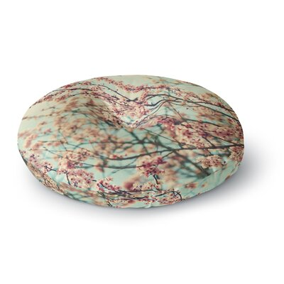 Sylvia Cook Take a Rest Round Floor Pillow Size: 23 x 23