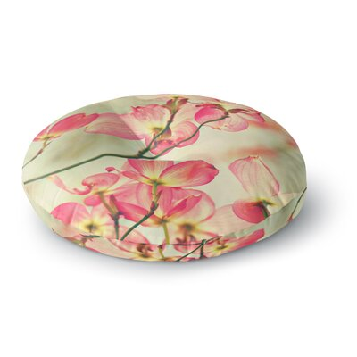 Sylvia Cook Morning Light Round Floor Pillow Size: 23 x 23